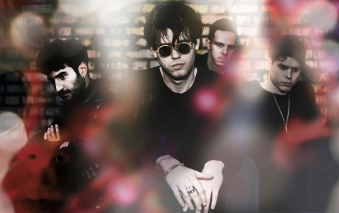 Binary UK four piece rock band