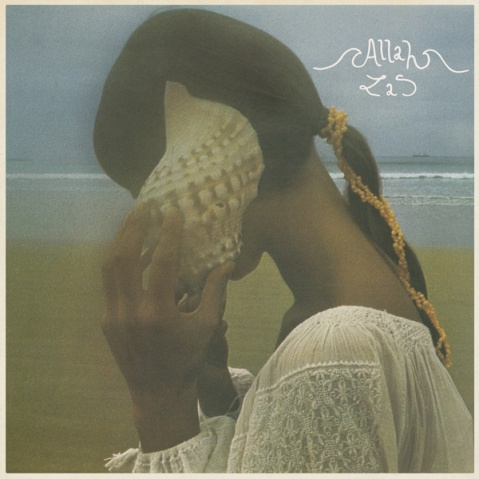 Allah-Las Surf Band from California - reference The Paisley Underground