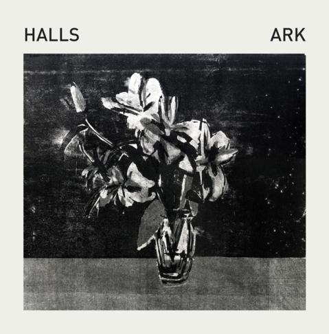 Halls album cover, Sam Howard, South London